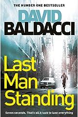 Last Man Standing Kindle Edition