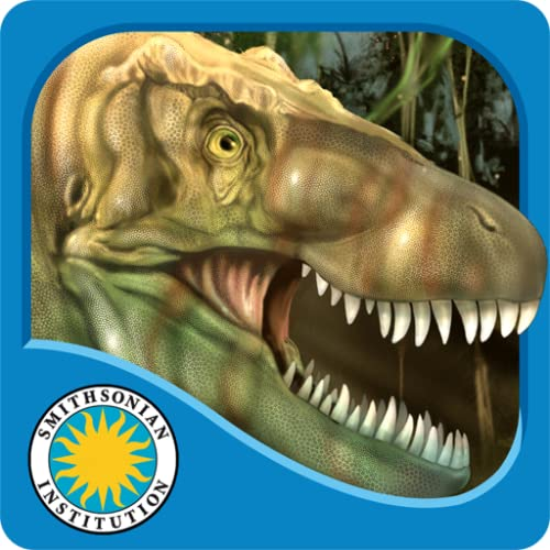 It's Tyrannosaurus Rex! - Smithsonian's Prehistoric Pals (Fire TV version)