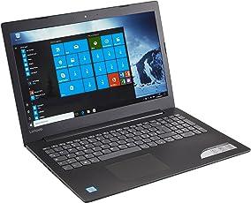 """Lenovo Idepad 320-15ISK Portatile con Display da 15.6"""" HD, Processore Intel Core I3-6006U, 4 GB di RAM, 500 GB HDD, Scheda Grafica Integrata, S.O. W10 Home, Nero"""