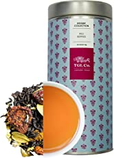 TGL Co. Luxury Teas Red Berries Black Leaf Tea, (50 GMS | Makes 25 Cups) Country of Origin Sri Lanka