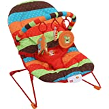 LuvLap Jolly Baby Bouncer with Soothing Vibration and Music