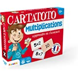 Cartatoto - Multiplications - Jeu de Cartes Educatif