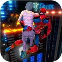 Super Spider City Rescue