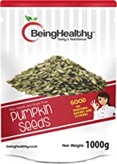 Dryfruit Mart Healthy Being Pumpkin Seeds, 1kg