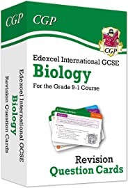 New Grade 9-1 Edexcel International GCSE Biology: Revision Question Cards