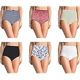 Pepperika Over The Bump Maternity Hygiene Panties/High Waist Maternity Panties Mom/Pregnancy Panties (Pack of 3) Size XXL