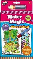 Galt - Water Magic Who'S Hiding Aktivite, Suyla Boyama Kitabı (1005038)
