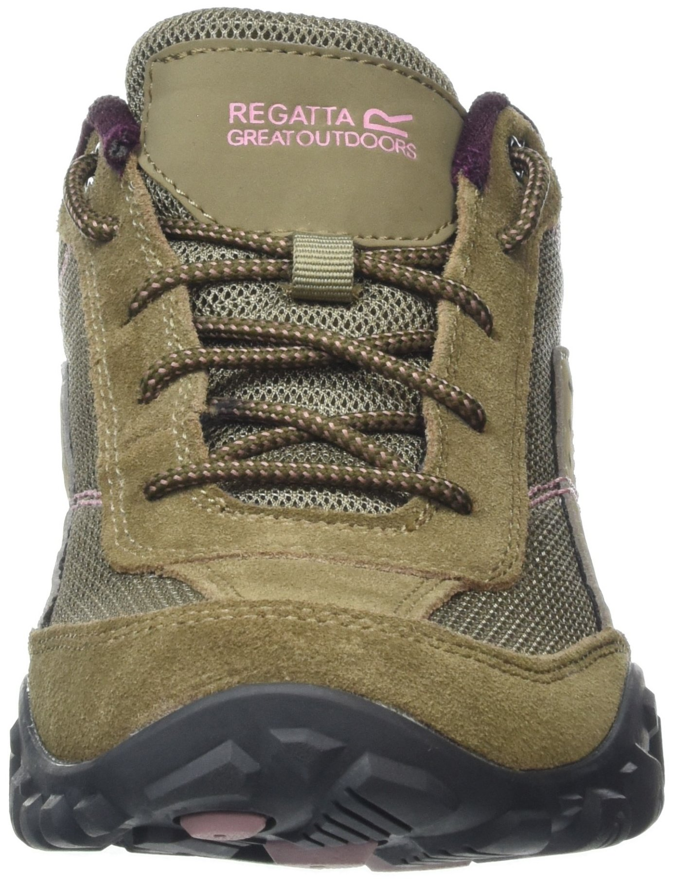 Regatta Lady Stonegate, Women's Low Rise Hiking Boots 4