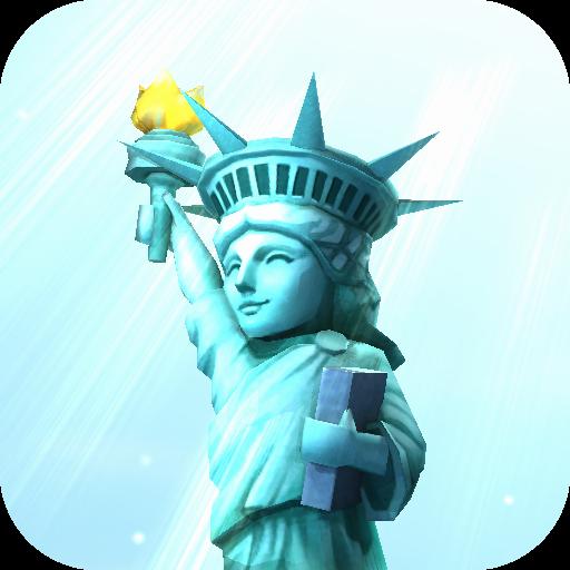 Statue of Liberty 3D Live Wallpaper