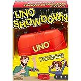 Mattel Games GKC04, UNO Showdown, kaartspel voor het hele gezin, geschikt voor kinderen vanaf 7 jaar