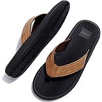 ASTERO Infradito Uomo Ciabatte Estive Sandali Morbido Pantofole Antiscivolo Scarpe da Spiaggia Piscina All'aperto Taglia…