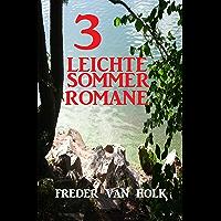 3 leichte Sommer-Romane