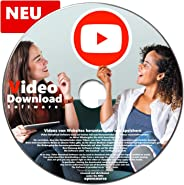 Video Download Software Videos von Websites herunterladen und Speichern oder Musik abspeichern YouTube, MyVideo, DailyMotion