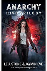 Anarchy (Hive Trilogy Book 2) Kindle Edition