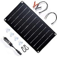 TP-solar 10W Chargeur Solaire Batterie Panneau Solaire Mainteneur en charge de batteries automatique Pour Voiture…