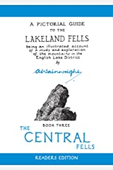 A Pictorial Guide to the Lakeland Fells, Book 3: The Central Fells Hardcover