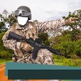 Montage photo de l'armée...