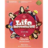 Life Adventures Level 5 Activity Book with Home Booklet and Online Activities: Up and away