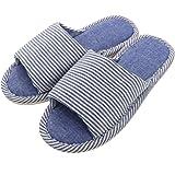 Pantofola Antiscivolo in Cotone Casual Confortevole da Uomo e da Donna, per Uso Interno ed Esterno