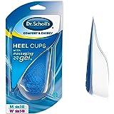 Dr. Scholl's MassAgeing Gel Heel Cups (Medium) - 1 Pair Package