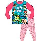 Disney Pijamas de Manga Larga para niñas Toy Story