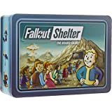 Fantasy Flight Games FFGZX06 Fallout Shelter: The Board Game, Various