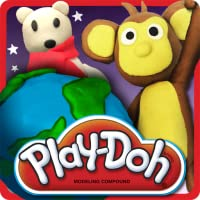 Play-Doh Seek and Squish