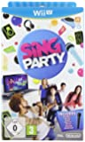 Sing Party + Microphone Wii U