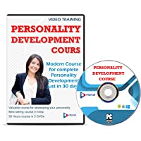 Personality Development Course – 4 DVDs 100+ Hours of Video Course: Guide for Complete Makeover and Changeover