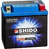 SHIDO LTX14L-BS LION -S- Batterie Lithium, Ion Blau (Preis inkl. EUR 7,50 Pfand)