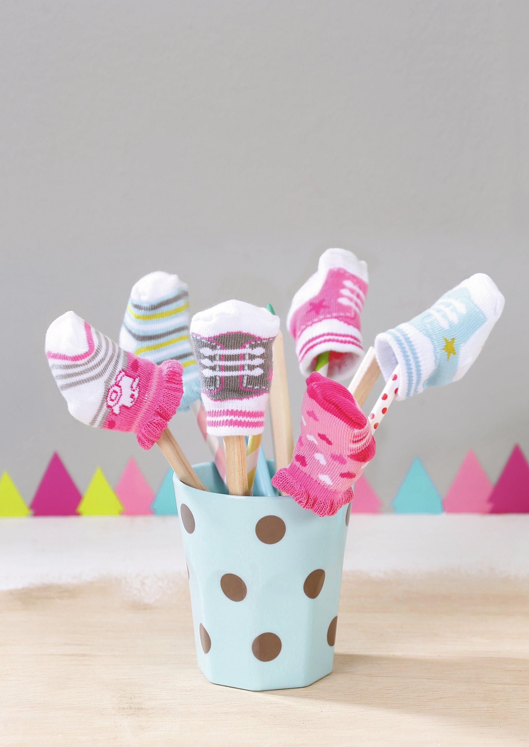 BABY born Socks, 2 pack Calcetines de muñeca - Accesorios para muñecas (2 pack, Calcetines de muñeca, 3 año(s… 2