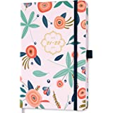 Amazon Brand - Eono Diary 2021-2022, A5 Week to View Planner, July 2021 - June 2022, Monthly & Weekly Diary with Hardcover, M