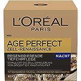 L 'Oréal Paris Age Perfect Zell Renaissance 8778556Profundidad Cuidado Noche, 50ml