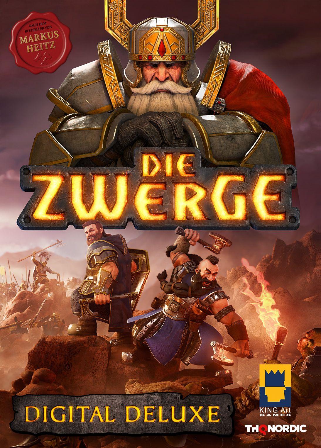 Die Zwerge Digital Deluxe Edition [PC/Mac Code - (Zwerg Hats)