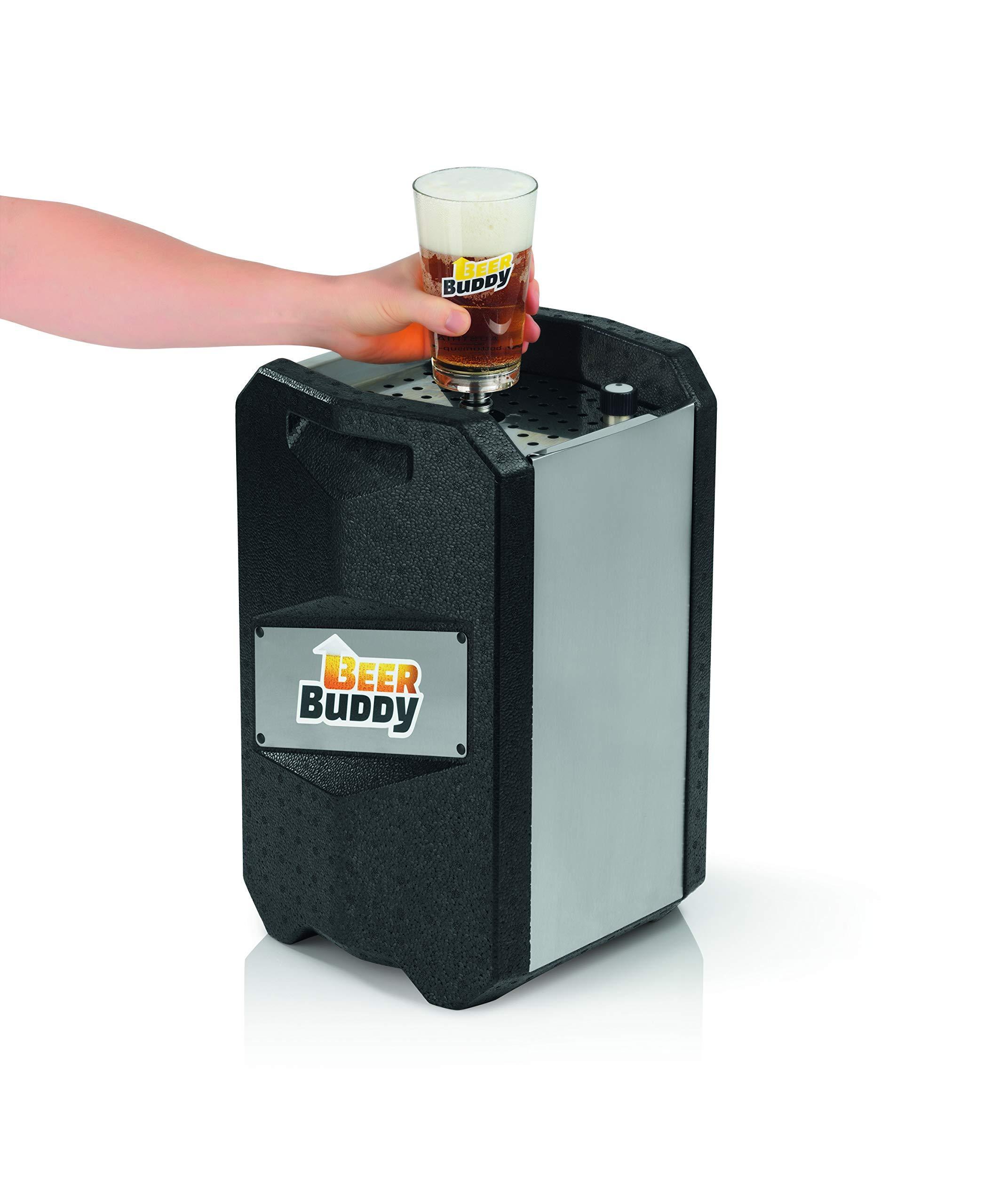 81C6HNeG7cL - Beer Buddy Version 2.0 latest version. Bottoms Up Beer Tap for 5 Litre Party Barrels