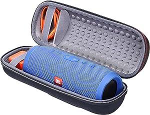XANAD JBL Charge 3 Tasche für JBL Charge 3 Tragbarer Bluetooth-Lautsprecher Hart Eva Tragetasche, Kompatibel mit Kabel und Ladegerät jbl Charge 3 hülle