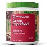 Amazing Grass Integratore Verde, Frutti di Bosco, 240g | Il tuo integratore verde giornaliero con frutta e verdure