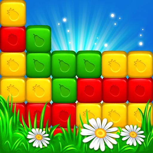 Fruit Cube Blast - Obstexplosion -