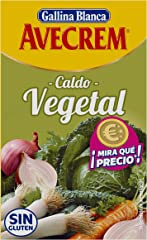 Gallina Blanca Avecrem Vegetal Estuche, 8 Pastillas