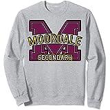 Sex Education Moordale Secondary Logo Sweatshirt