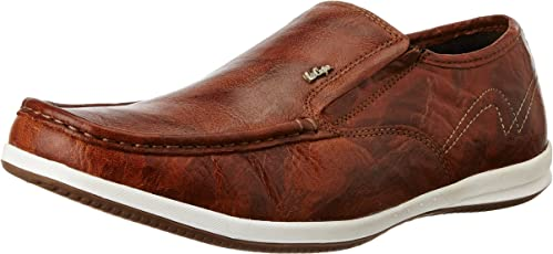 Lee Cooper Men's Leather Loafers and Moccasins