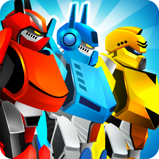 Automatrons: Shoot and Drive (Transformers-spiele Kostenlos)