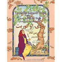 La Vieille dame et l'aigle: Edition français-pachto