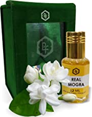 Parag Fragrances REAL MOGRA 12ML Real & Natural Attar, Best Attar For Man and Woman, 100% Alcohol Free & Long Lasting Attar
