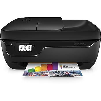HP OfficeJet 3833 - Impresora multifunción de tinta (Wi-Fi, incluido 4 meses de Instant Ink, ADF, USB 2.0), color negro