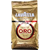 Lavazza Caffè in Grani per Macchina Espresso Qualità Oro - Confezione da 1 Kg