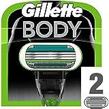 Gillette Body Recambios - 2Unidades