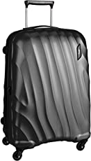 Skybags Milford Polycarbonate 66.5 cms Graphite Hardsided Suitcase (MILFO67EMGP)