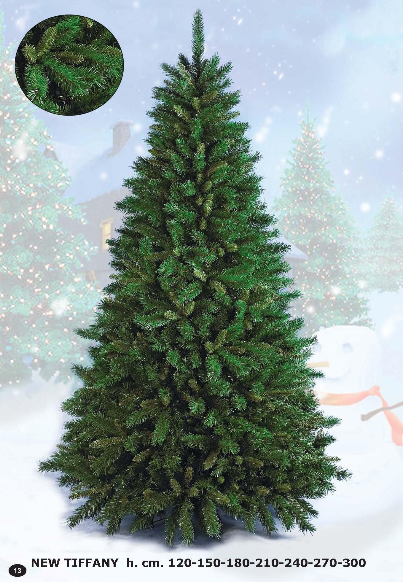 XONE Albero di Natale New Tiffany 210CM