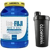 Yamamoto Nutrition Iso-FUJI® proteine del siero di latte - 2 kg (Biscotto, 2 kg + Shaker)